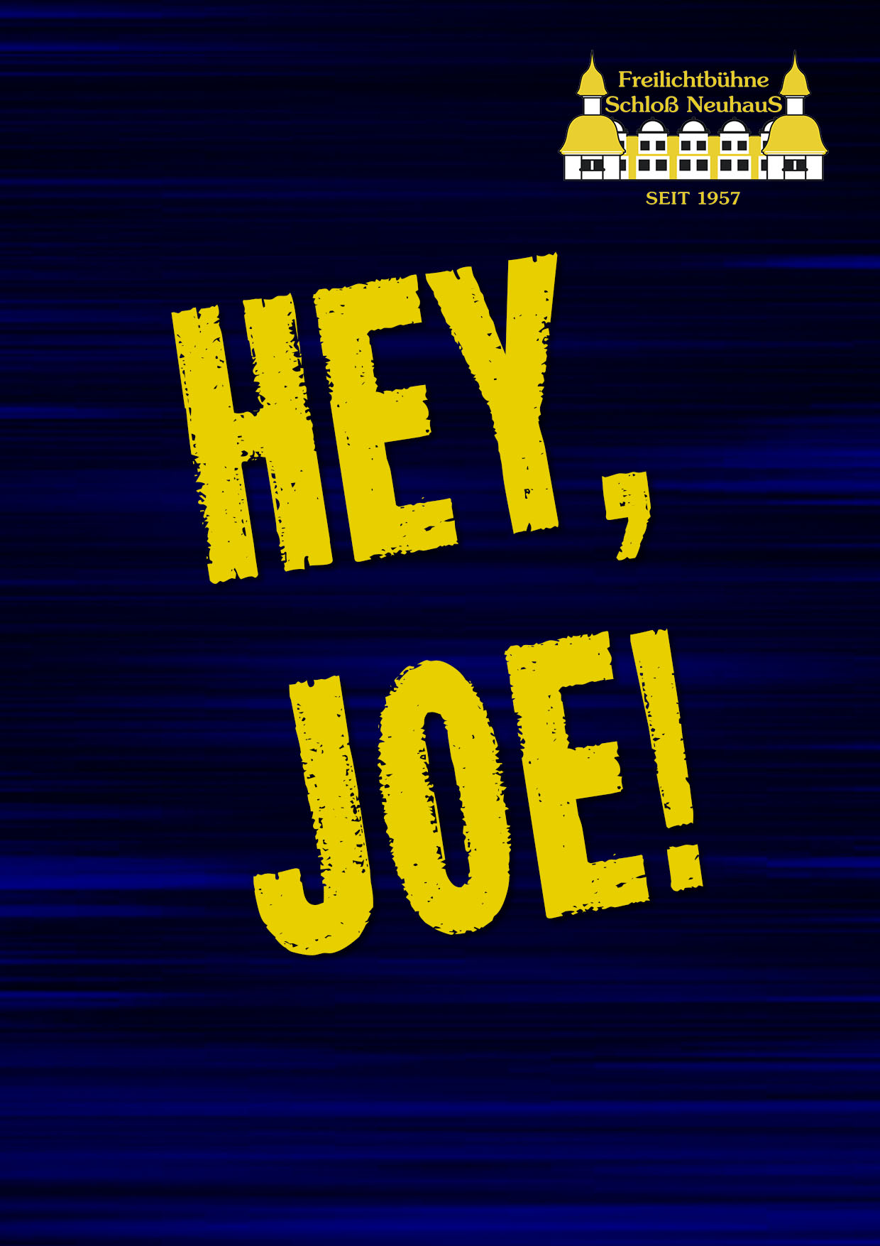 Plakat zu Hey, Joe!